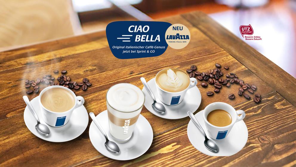 Lavazza Caffè-Genuss